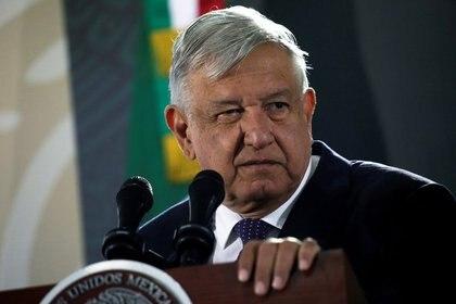 El mandatario mexicano pidió que la Segob siga el caso de las filtraciones de cerca (Foto: José Luis González/ Reuters)