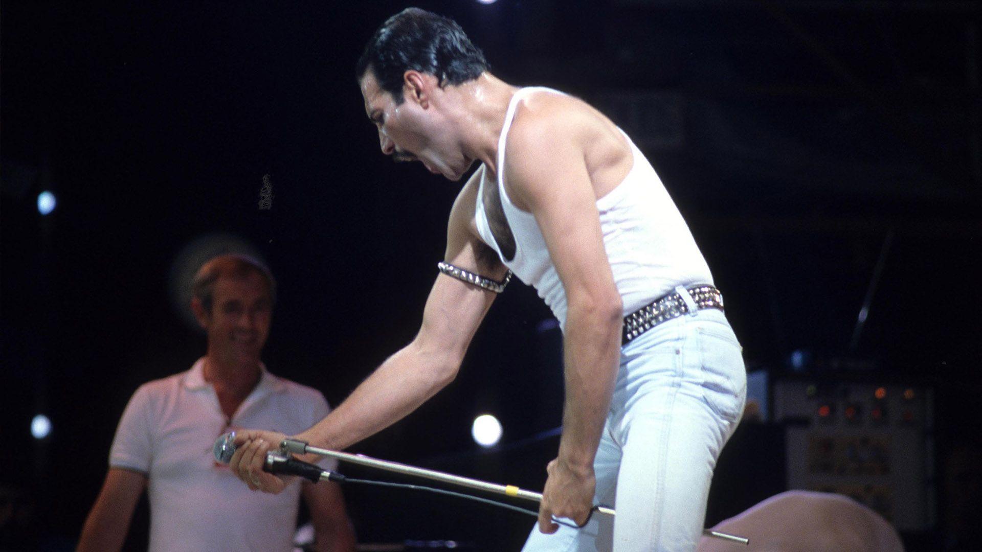 El show de Queen en el Live Aid fue uno de los momentos más destacados en la historia de la emblemática banda (Foto: Alan Davidson / Shutterstock)