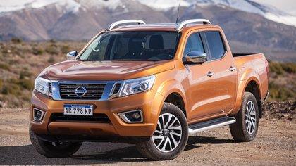 Nissan financia hasta $ 450.000 en 12 cuotas a tasa 0% de su pick up nacional.