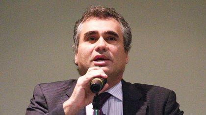 Alejando Vanoli, presidente del Banco Central de la República Argentina (BCRA) NA 162