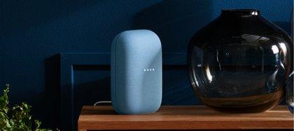 Así será el nuevo parlante inteligente Nest de Google