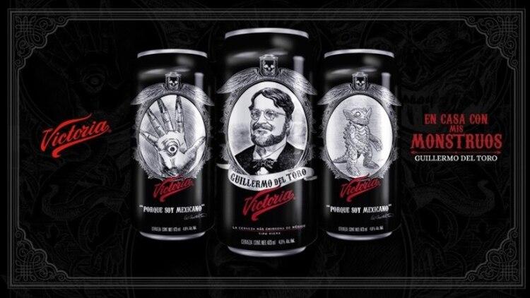 Las latas que causaron la molestia de Del Toro