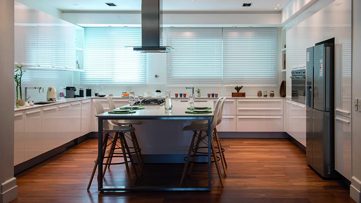 Las últimas Tendencias En Deco Cocinas En Blanco Negro Y