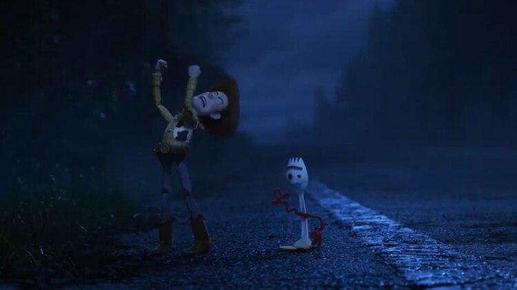 """Disney lanzó el primera tráiler extendido de """"Toy Story 4"""""""