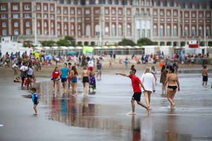 Mar del Plata transita la temporada con una baja notable en cuanto a la llegada del turismo