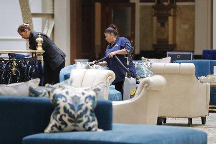 Todos los detalles antes de la inauguración del Trump International Hotel (AP)