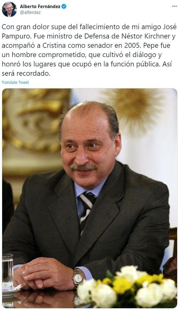 José Pampuro