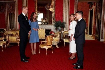 El príncipe William y la duquesa de Cambridge tienen la total confianza de la Reina Isabel II