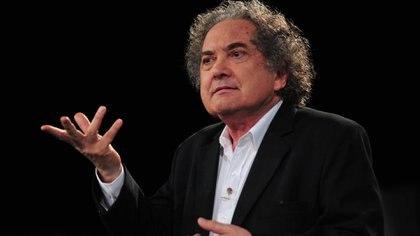 Ricardo Piglia (Télam)