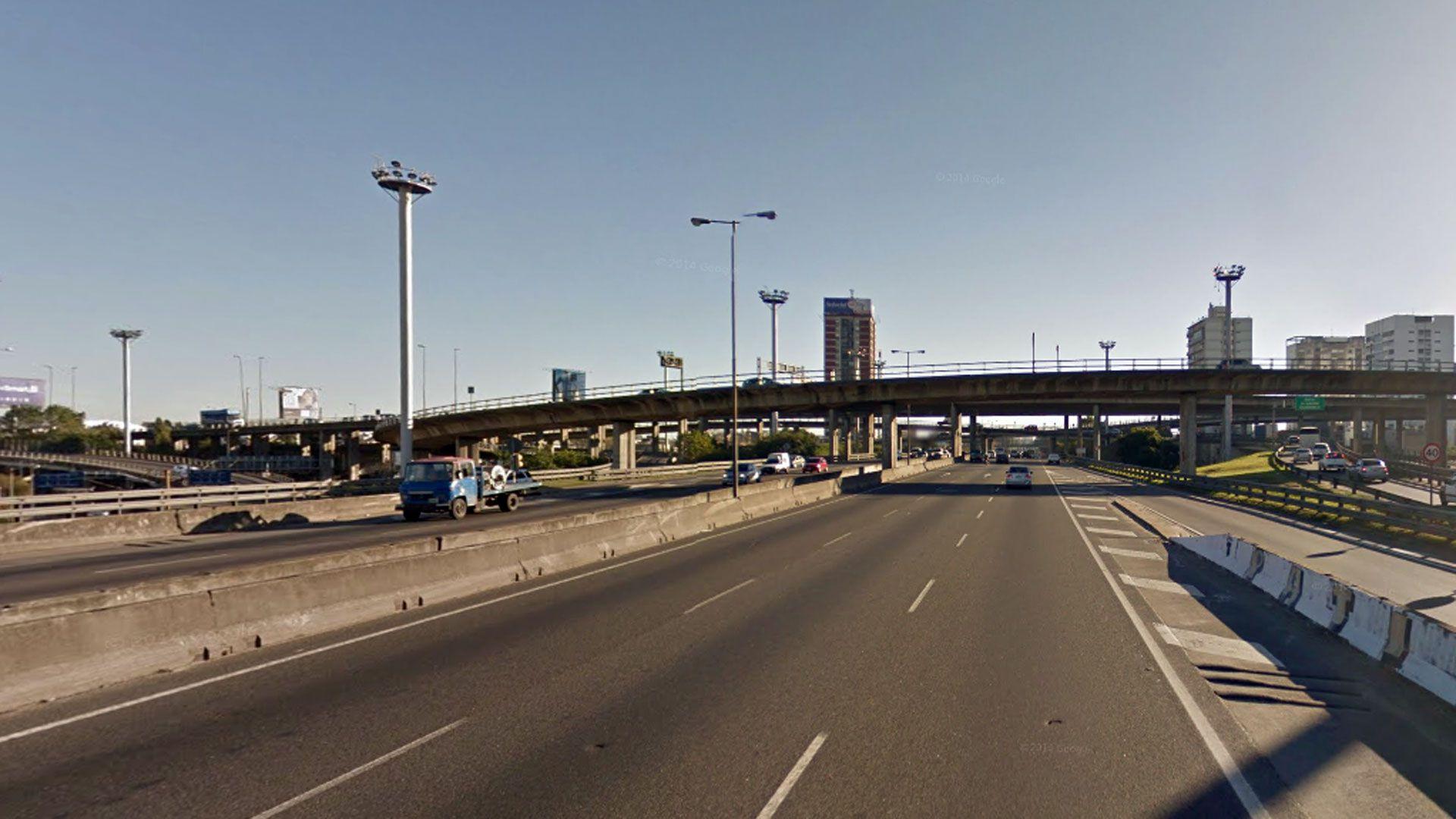 La avenida General Paz ya cuenta con seis cámaras de control de velocidad.