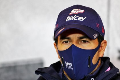 A pesar de los problemas con la escudería Racing Point, Sergio Pérez sigue demostrando que es un gran piloto en la Fórmula 1 (Foto: Reuters)