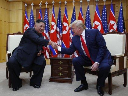 Encuentro entre, Kim Jong-un y Donald Trump