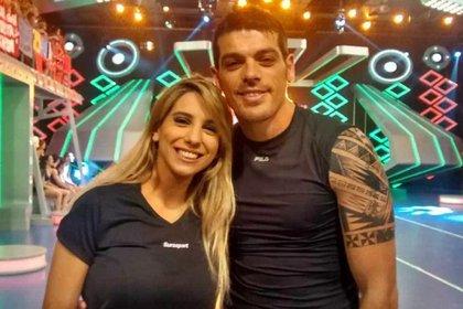 """Cinthia Fernández también fue parte de """"Combate"""""""