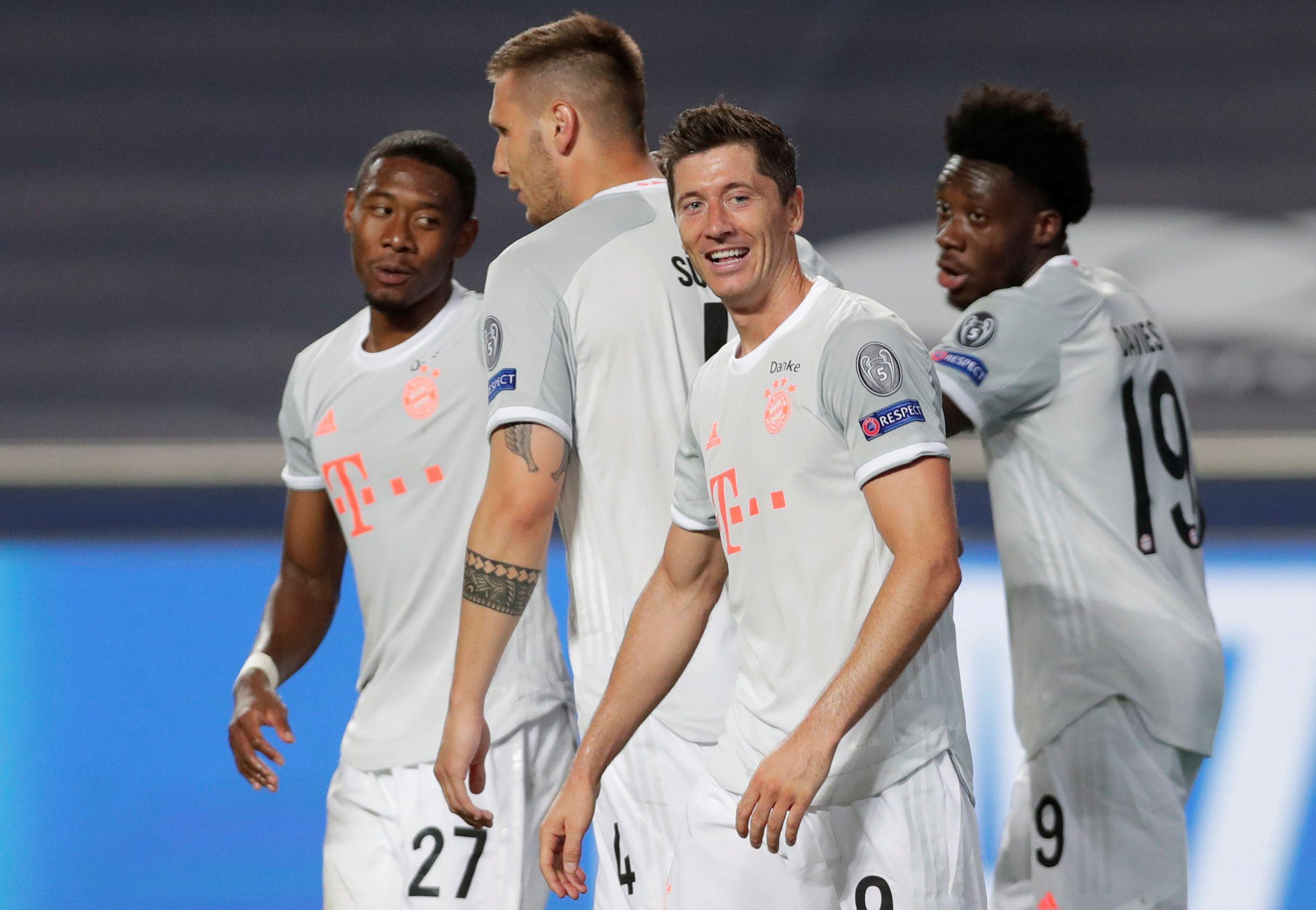El Bayern Múnich fue una máquina y es el máximo aspirante al título de esta temporada (Manu Fernandez/Pool via REUTERS)