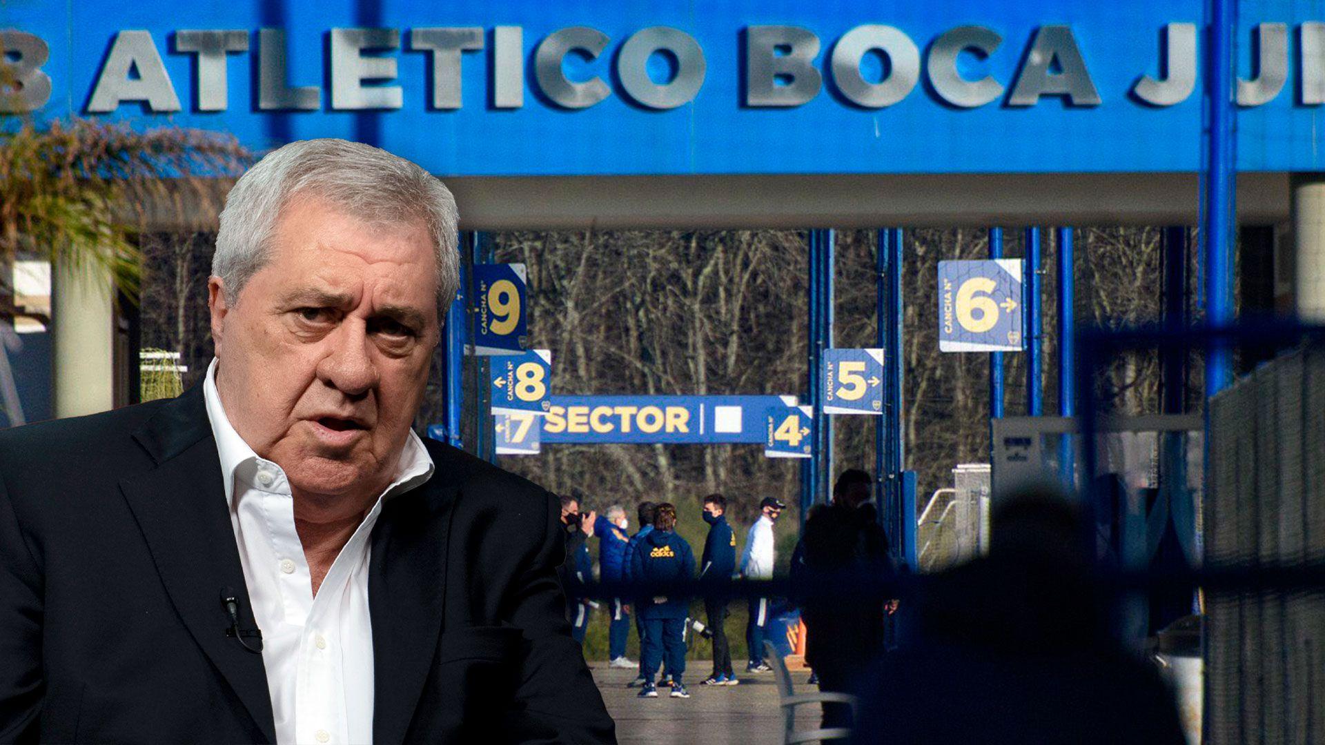 Jorge Ameal burbuja Boca