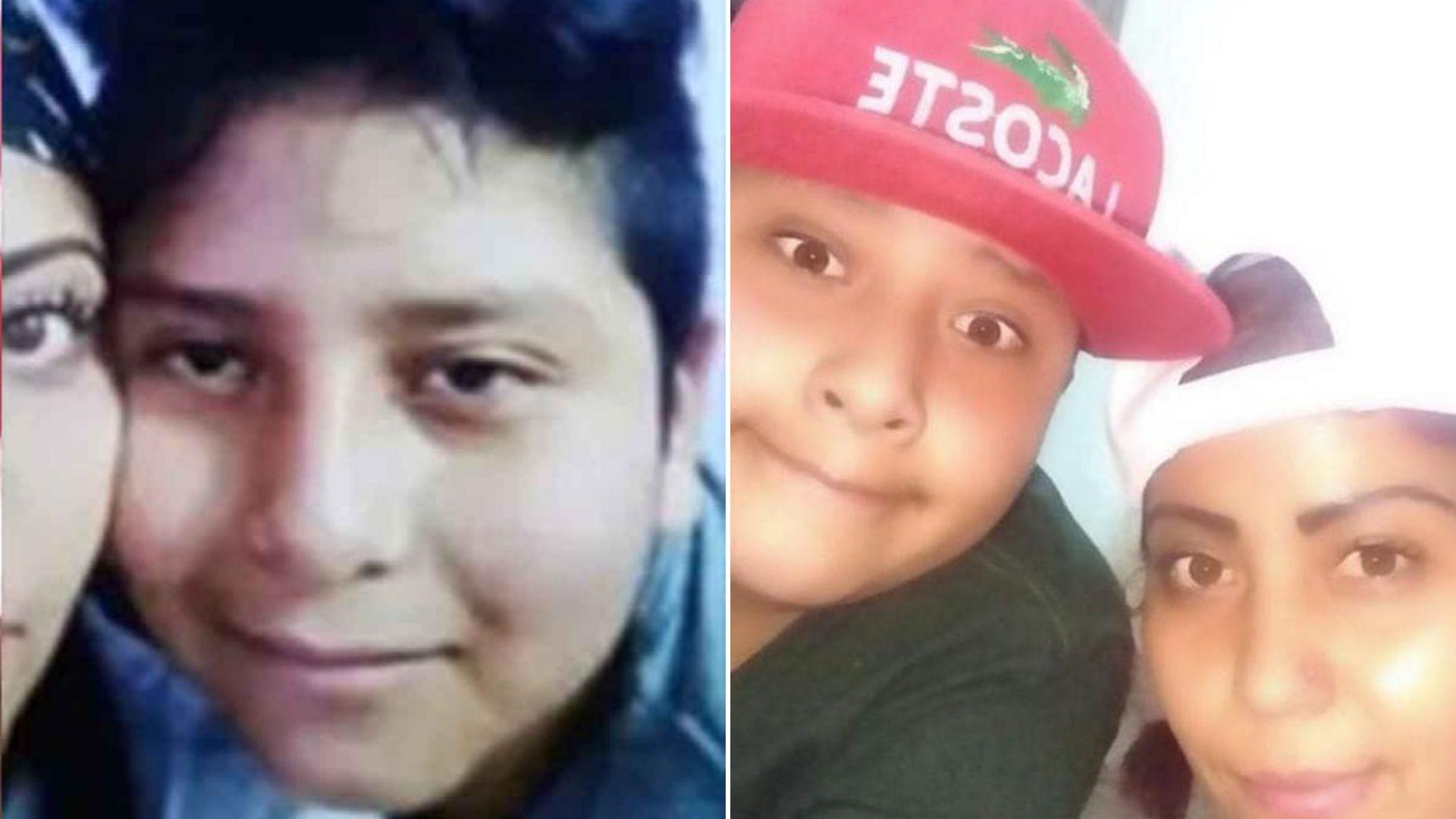 ¿Dónde está mi nieto?: familiares de Brandon Giovanni, de 12 años; si está vivo, si está muerto, que nos digan.