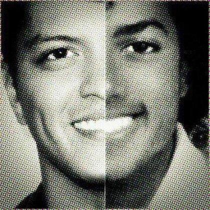 El cantante de 34 años una vez declaró que él no quería ser el segundo Michael Jackson, sino el primer Bruno Mars (Foto: Especial)