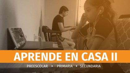 aprende en casa Foto: Jovani Pérez