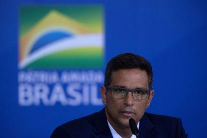 El presidente del Banco Central Roberto Campos Neto. EFE/ Joédson Alves/Archivo