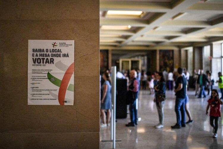 Elecciones en Portugal (AFP)