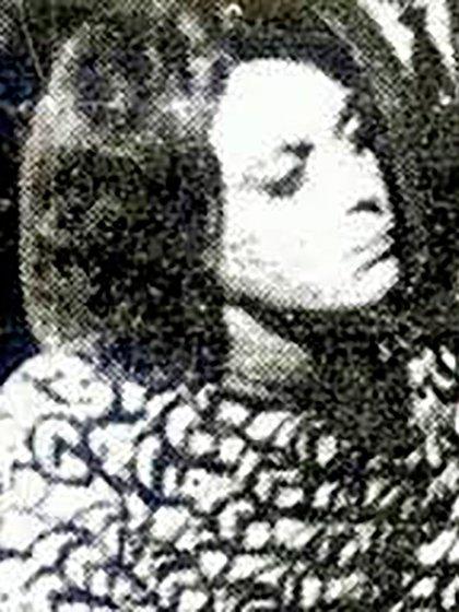 La periodista Ana Guzzetti
