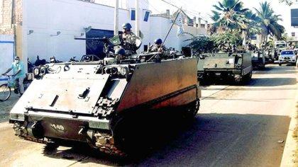 Las autoridades buscan controlar la inmigración ilegal (ANDINA / AFP)
