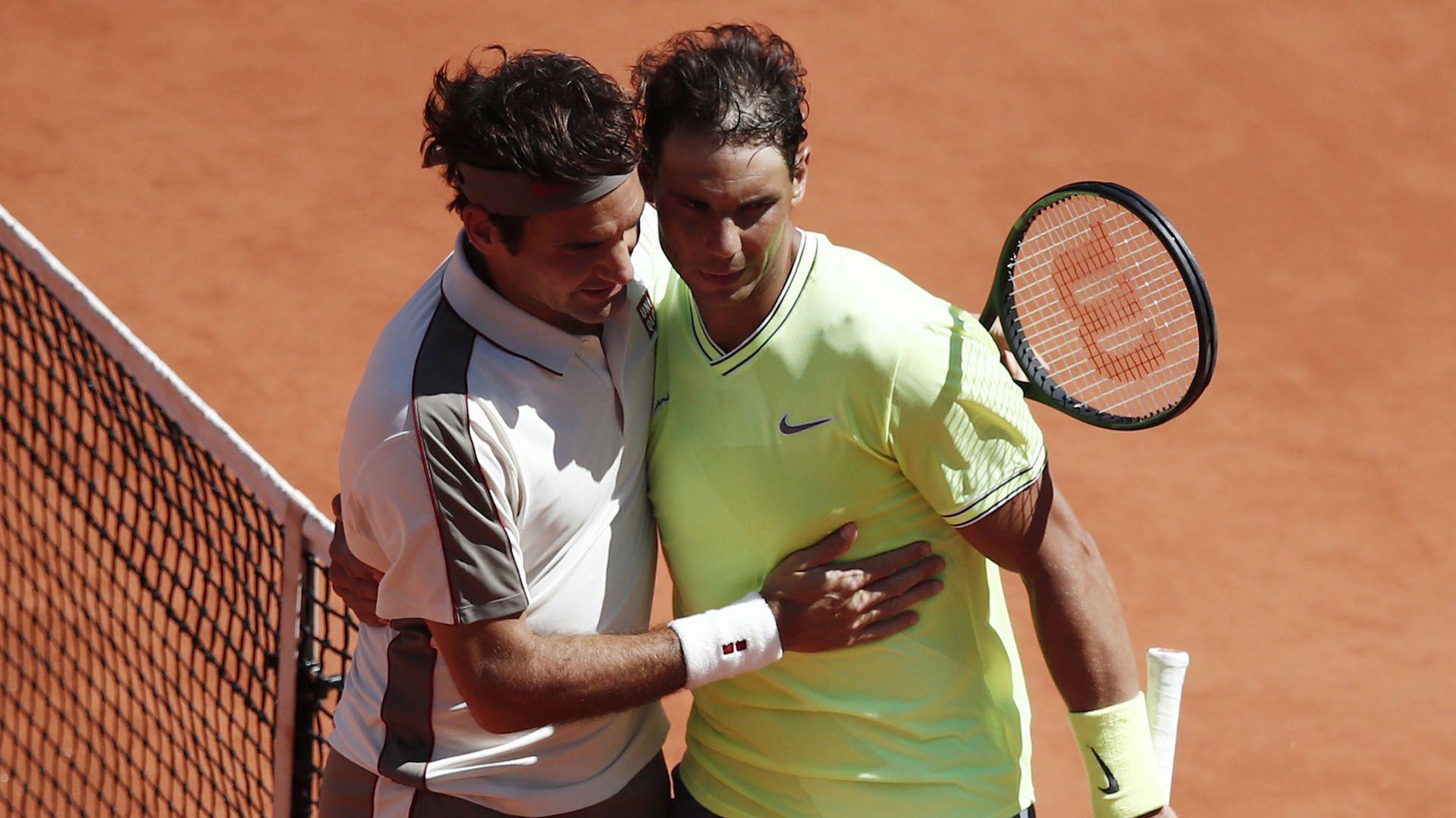 Nadal se impuso a Federer en semifinales REUTERS/Benoit Tessier