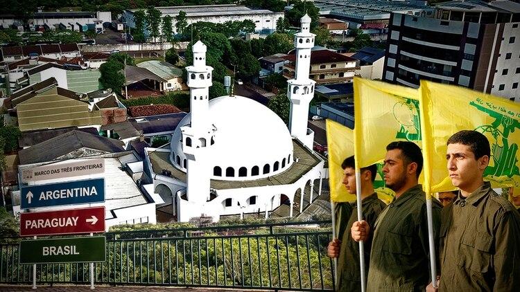 Hay evidencia de la presencia de Hezbollah en la triple frontera entre Brasil, Argentina y Paraguay