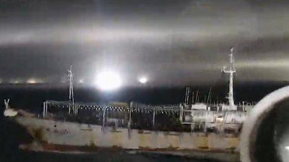 Pesquero chino perseguido por la Prefectura Naval dentro de las 200 millas