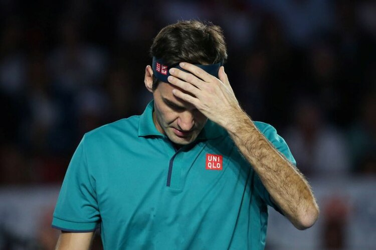 Roger Federer (REUTERS/Edgard Garrido)