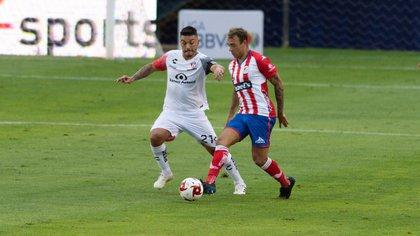 El empate ante los Potosinos fue la gota que colmó el vaso para la directiva de Guadalajara (Foto: Cortesía / Atlético de San Luis)
