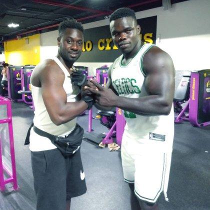 El senegalés quiere hacer historia en las MMA