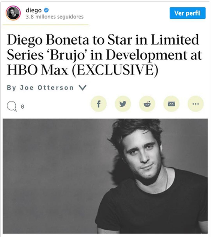 Diego Boneta (Foto: Instagram @diego)