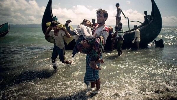 La persecución y matanza de rohingyas en Myanmar estuvo potenciada por publicaciones de odio en Facebook