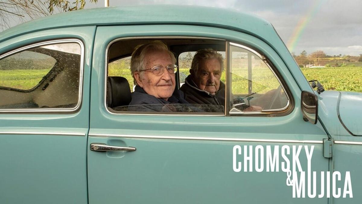 """Noam Chomsky y Pepe Mujica protagonizan un documental en el que reflexionan sobre la necesidad de """"un radical cambio de rumbo global"""""""