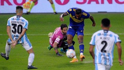 Boca le ganó a Atlético Tucumán y se acomodó en la Zona 2 de la Copa de la Liga (fotobaires)