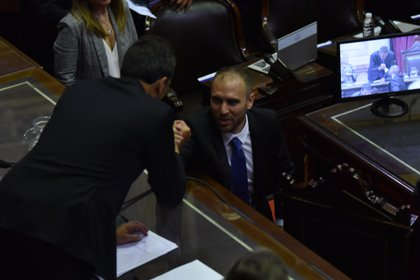El ministro Guzmán estará presente cuando se trate el proyecto de Massa sobre ganancias