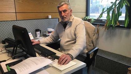 Eduardo Peduto, director del Centro de Protección de Datos Personales de la Defensoría del Pueblo de CABA. Foto: Gentileza Peduto.