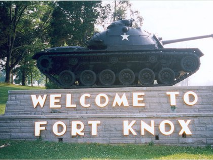 Fort Knox: impenetrable (Foto: Wiki Commons)