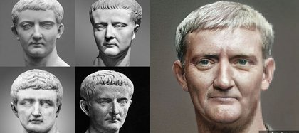 Tiberio, emperador del año 14 al 37