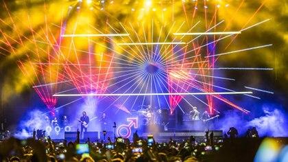 Lollapalooza 2018 en el Hipódromo de San Isidro