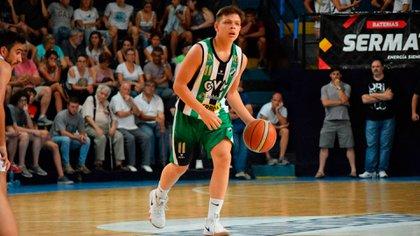 Jano ya es toda una celebridad del basquet nacional