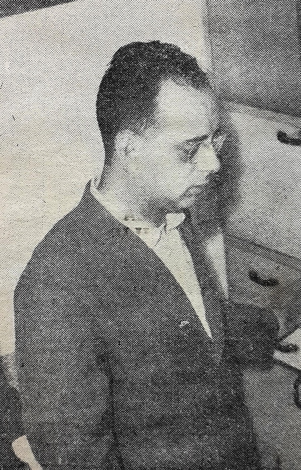 Jorge Burgos, descuartizador de Alcira Methyger