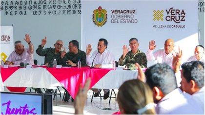 El Gobierno de Veracruz ofreció disculpas por el papel de sus elementos en el caso (Foto: Archivo)