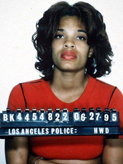 Divine Brown tenía 23 años y ejercía la prostitución en las calles de Los Ángeles