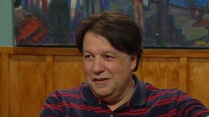 """El cineasta Jorge """"Topo"""" Devoto"""
