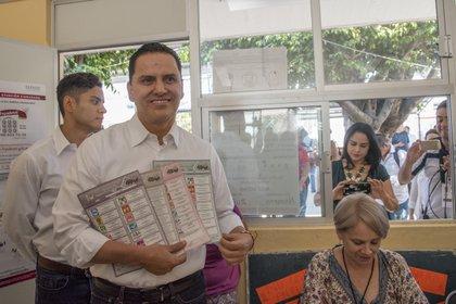 Roberto Sandoval está acusdao por el gobierno de EEUU de estar vinculado con el narcoráfico (FOTO: TERCERO DÍAZ /CUARTOSCURO.COM)