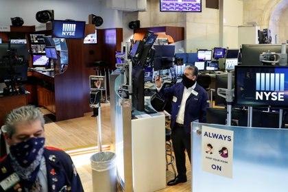 La reapertura del piso de negociaciones (Reuters)