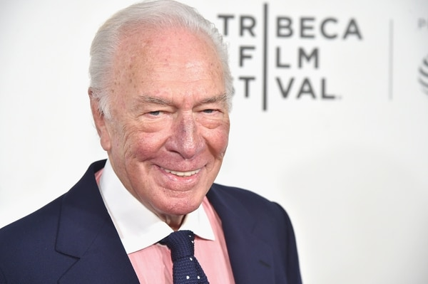 El actor Christopher Plummer (Theo Wargo/Getty Images for Tribeca Film Festival)
