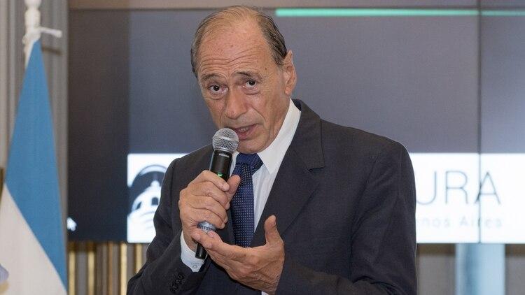 El ex juez de la Corte Eugenio Zaffaroni forma parte del grupo de juristas que estudia la reforma constitucional (Martín Rosenzveig)